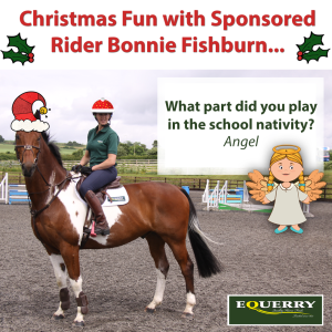 Christmas fun with Bonnie Fishburn