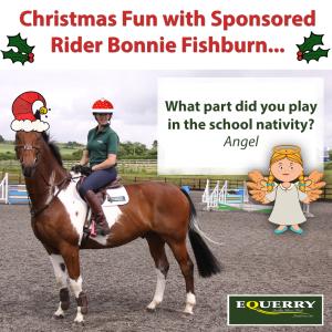 Christmas fun with Bonnie Fishburn