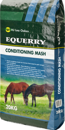 Equerry Horse Feed - Conditioning Mash